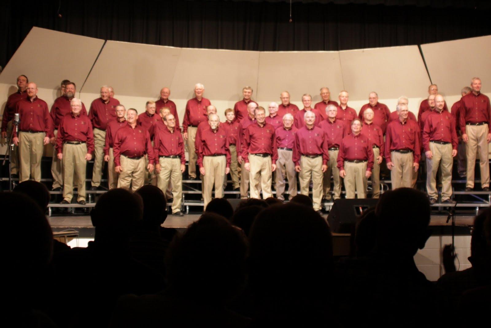 Indianhead Chorus 2008 Show